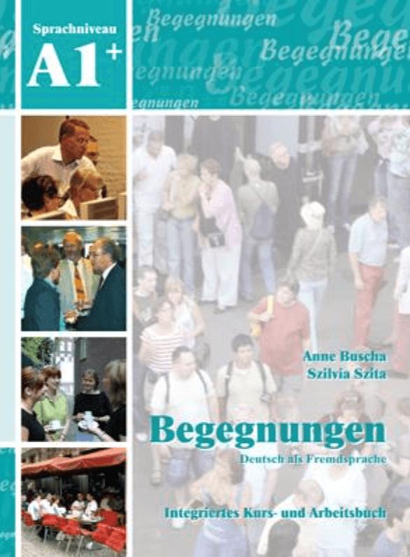 Giáo trình tiếng Đức - Begegnung