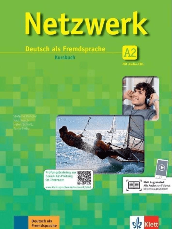Giáo trình tiếng Đức - Netzwerk