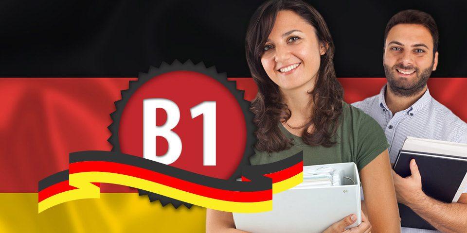 Khóa học tiếng Đức B1