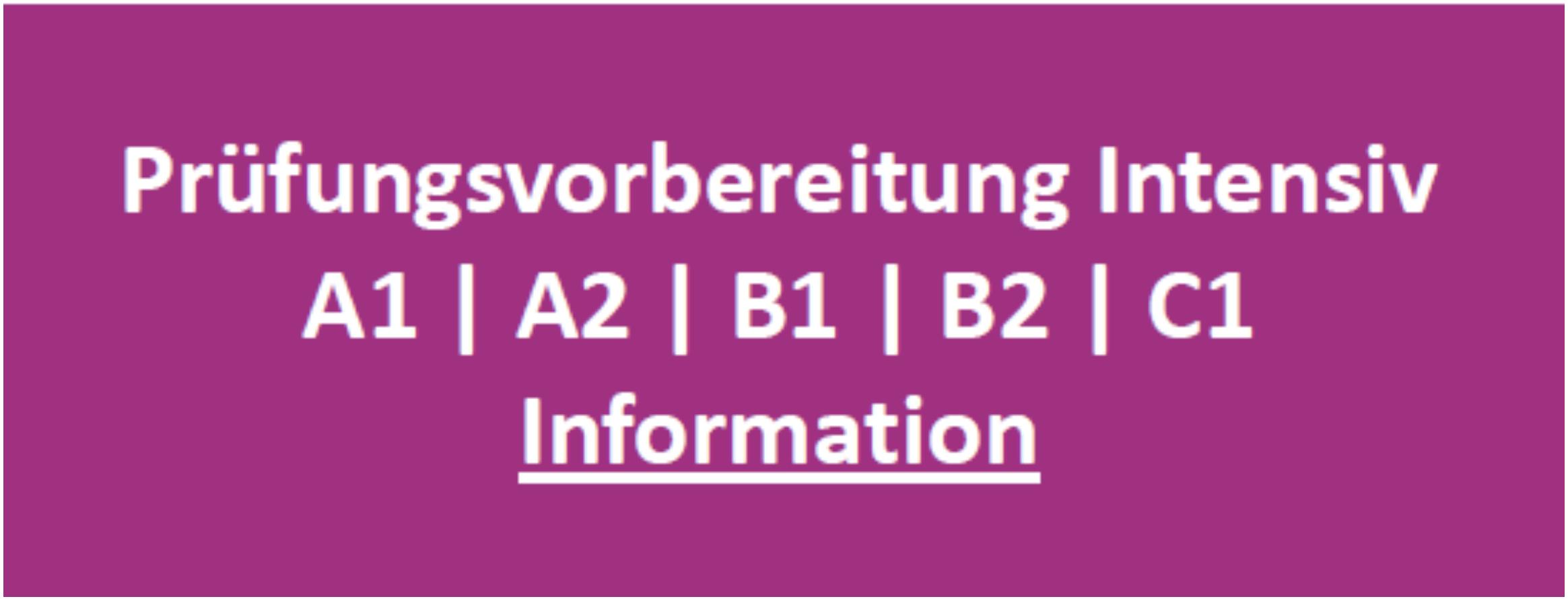 Khóa luyện thi tiếng Đức
