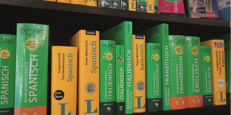 Từ điển học tiếng Đức - Chọn đúng loại từ điển