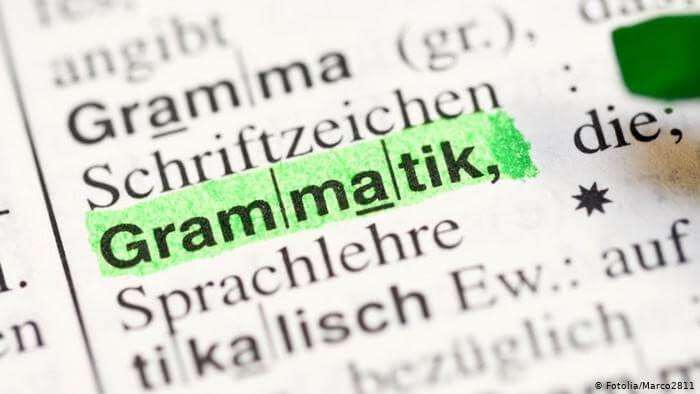 Tự học nói tiếng Đức - ôn luyện phần ngữ pháp
